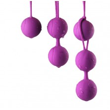 Purple Round Weighted Kegel...